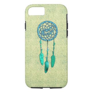 Trendy Native American Wolf Dreamcatcher iPhone 8/7 Case