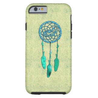 Trendy Native American Wolf Dreamcatcher Tough iPhone 6 Case