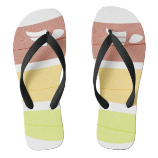 Trendy PAGA Flip Flops