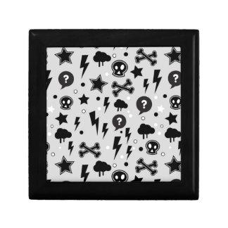 Trendy pattern gift box