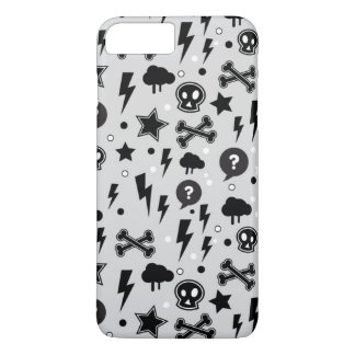 Trendy pattern iPhone 8 plus/7 plus case