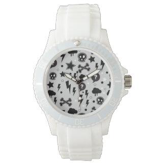 Trendy pattern watch