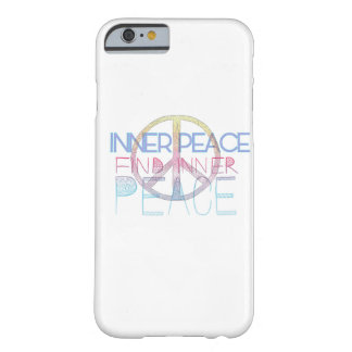 Trendy peace sign iPhone case