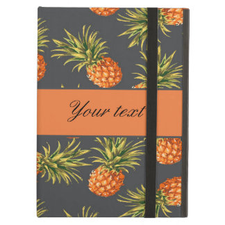 Trendy Personalized Pineapple iPad Air Cases