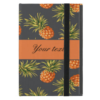 Trendy Personalized Pineapple iPad Mini Case