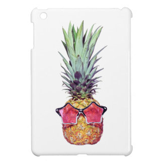Trendy pineapple iPad mini cover
