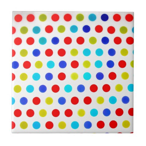 Trendy Polka dots poducts Tiles
