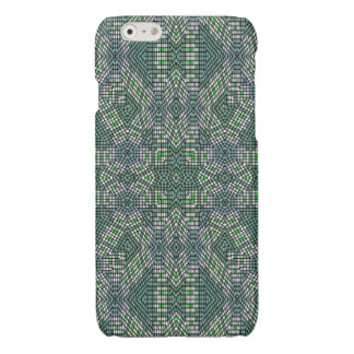 trendy small square pattern iPhone 6 plus case