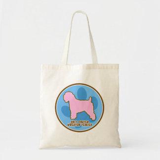 Trendy Soft Coated Wheaten Terrier Tote Bag