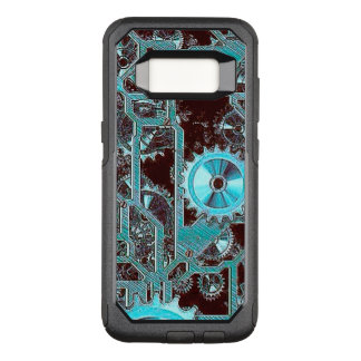 Trendy Steampunk OtterBox Commuter Samsung Galaxy S8 Case