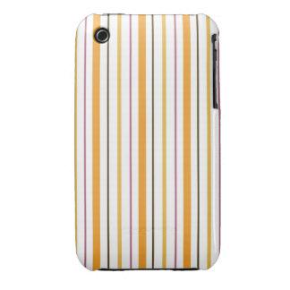 Trendy Striped Case iPhone 3 Case