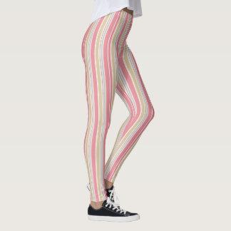 Trendy Stripped Leggings