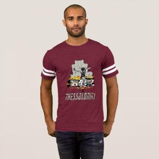 Trendy T-shirt for Skater/Thessaloniki/Greece