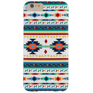 trendy tribal ethnic Navajo geometric pattern Barely There iPhone 6 Plus Case