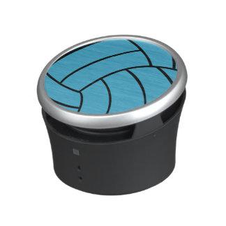 Trendy Turquosie Volleyball Speaker
