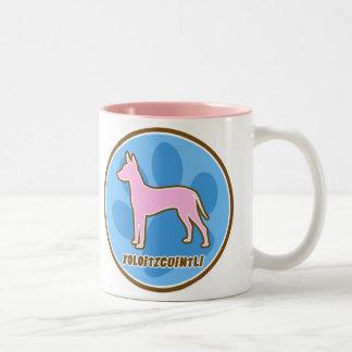 Trendy Xoloitzcuintle Mug