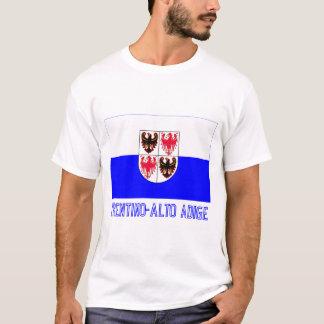 Trentino-Alto Adige flag with name T-Shirt