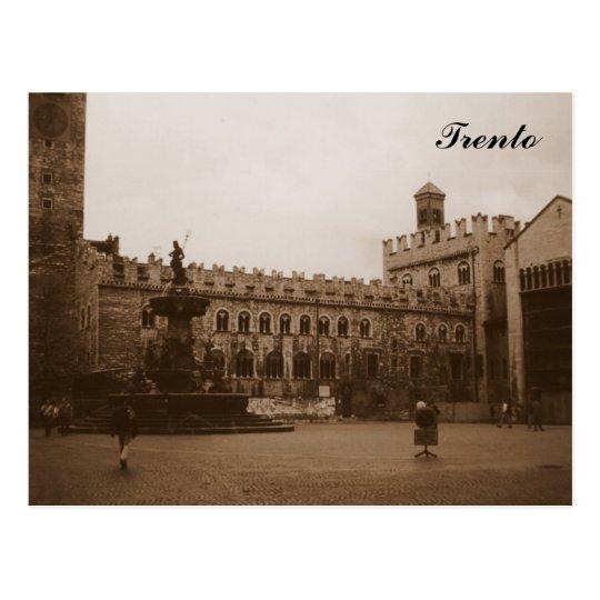 Trento Postcard