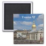 Trenton State Capitol Magnet
