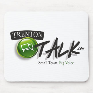 Trenton Talk Mouse Pad