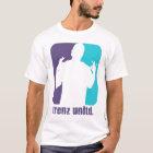 Trenz Unltd. Purple & Turquoise(Charlotte Hornets) T-Shirt