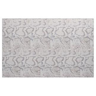 Très Chic Grayish Lavender Snake Skin Pattern Fabric