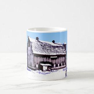 Trescher Barn- mug. Coffee Mug