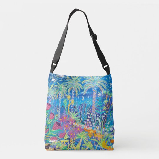 Tresco Abbey Garden Bag by artist John Dyer