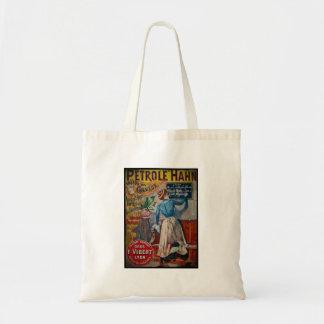 Tresor des Cheveux Vintage Antiseptic Ad Bags