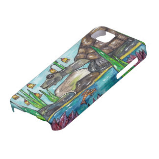 Trev the Turtle iPhone 5 Covers