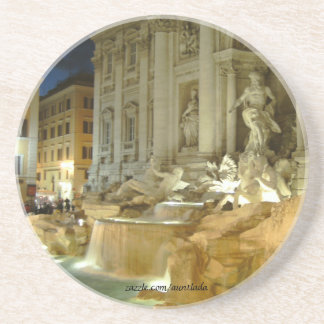 Trevi Fountain Coaster