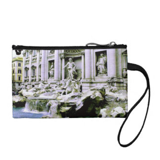 Trevi Fountain Coin Wallets