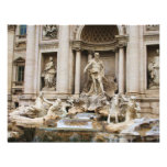 Trevi Fountain Personalized Invite