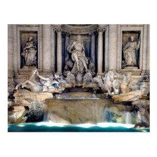 Trevi Fountain Post Cards