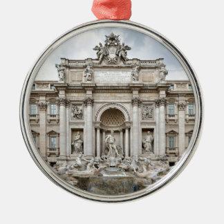 Trevi-Fountain,-Rome,-Angie.JPG Christmas Ornament