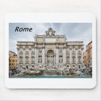Trevi-Fountain,-Rome,-Angie.JPG Mouse Mat