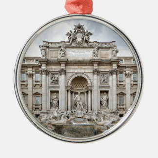 Trevi-Fountain,-Rome,-Angie.JPG Silver-Colored Round Decoration