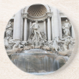 Trevi Fountain Rome Coaster