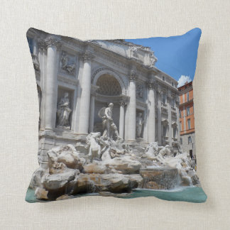 Trevi Fountain- Rome Cushion