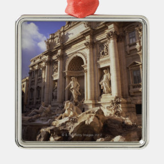Trevi Fountain, Rome, Italy Christmas Ornament
