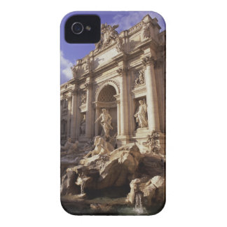 Trevi Fountain, Rome, Italy iPhone 4 Cases