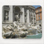 Trevi Fountain Rome Mouse Mat Mousepads