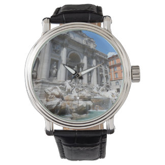 Trevi Fountain- Rome Watch