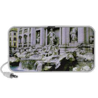 Trevi Fountain iPhone Speaker