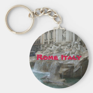 Trevis fountain Rome Key Ring