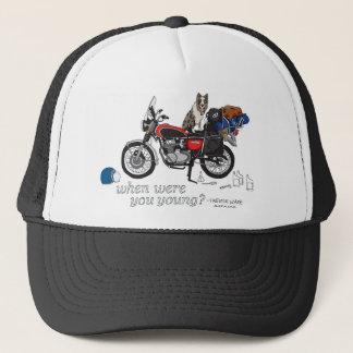 Trevor Ware (B.O.X.N.I.F.E.)- When Were You Young? Trucker Hat