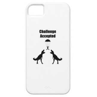 TRex Challenge Accepted iPhone 5/5S Cover