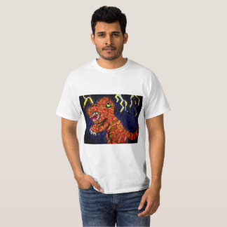 Trex lighting art T-Shirt