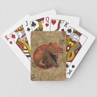 TRex Playing Cards