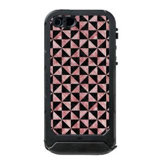 TRI1 BK-RW MARBLE INCIPIO ATLAS ID™ iPhone 5 CASE
